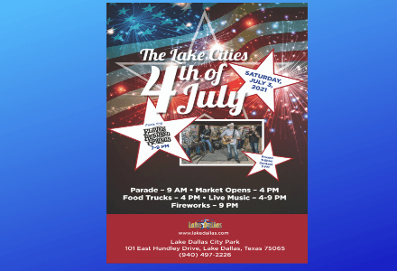 Lake Cities 4th of July Celebration